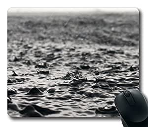 Mouse Pad - Ocean Rain Durable Office Accessory Desktop Laptop MousePad and Gifts Gaming mouse pads