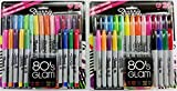 Sharpie Fine Point / Ultra Fine Permanent Marker Assorted Colors 24-Fine & 24-Ultra Fine (Total of 48)