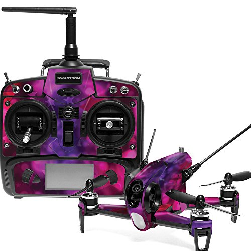 MightySkins Skin For Swagtron SwagDrone 150-UP - Star Power   Protective, Durable, and Unique Vinyl Decal wrap cover   Easy To Apply, Remove, and Change Styles   Made in the USA by MightySkins