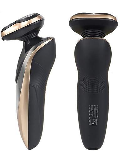 Afeitadora eléctrica para hombres húmedos y secos, maquinilla ...