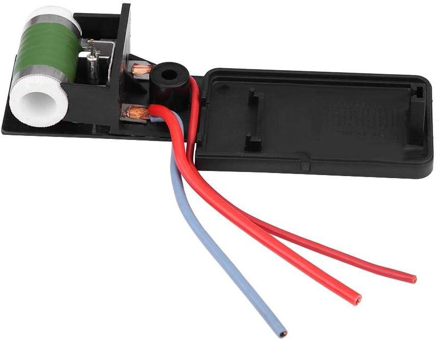 Resistencia del ventilador - Resistencia del motor del ventilador para Mini Cooper R50 R52 R53 03-08,17117541092R Radiador de enfriamiento del motor del automóvil.