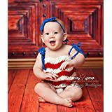 4th of July Romper Outfit