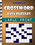 Crossword: Large-Print Easy Puzzles