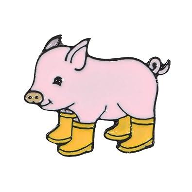 Ogquaton Bande De Pluie De Cochon Dessin Animé De Qualité