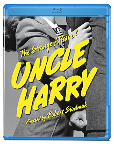 The Strange Affair of Uncle Harry [Blu-ray]