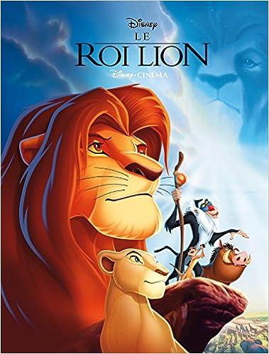 Livres Le Roi Lion, DISNEY CINEMA (refonte) pdf ebook
