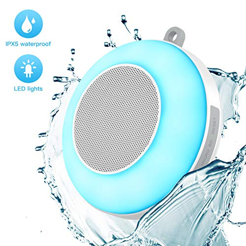 Awesome shower speaker