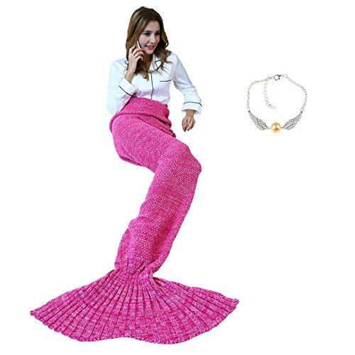 Christmas Presents Mermaid Blanket Girlfriend product image