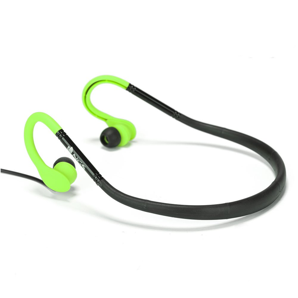 Auriculares ngs cougar green