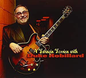 Swingin Session With Duke Robillard