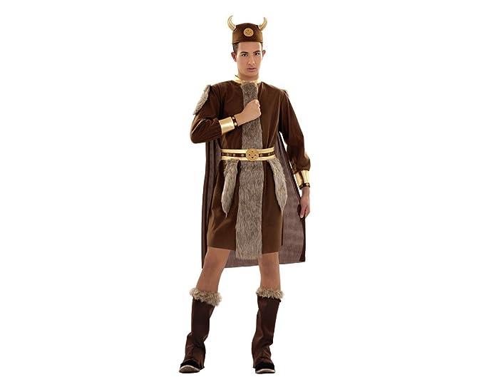 Boys Toys - Disfraz vikingo hombre talla s: Amazon.es: Ropa ...