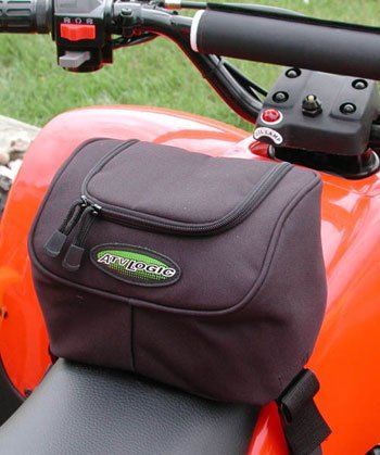 Kwik Tek ATV Youth Tank Top Bag ATV Youth Tank Top Bag (Black) ATVKTB-B