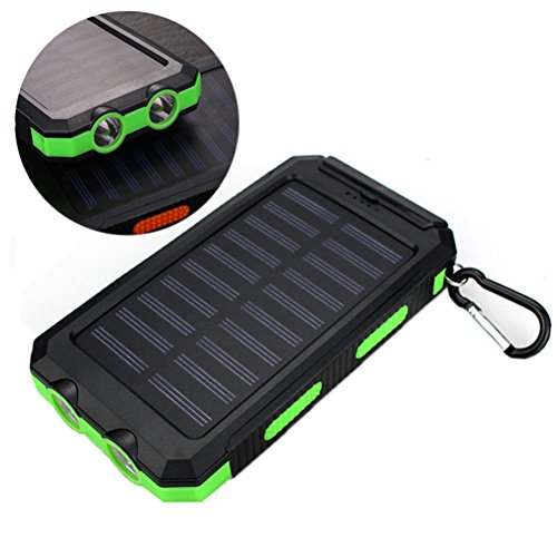 Solar I Phone Charger - 5