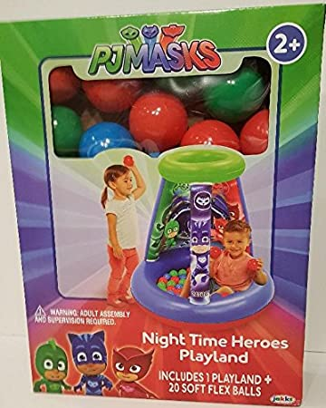PJ Masks Night Time Heroes Playland