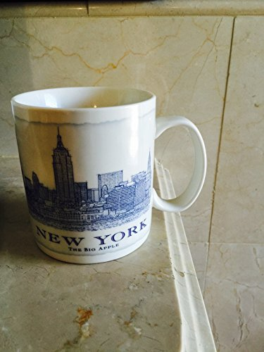 Starbucks City Mug New York, 18 oz (Starbucks City Mugs New York)