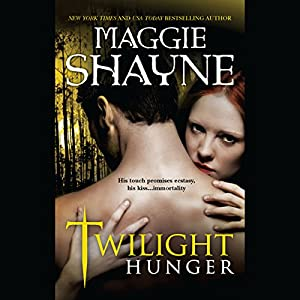 Twilight Hunger Audiobook