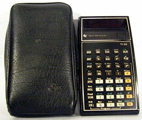 Texas Instruments TI-55 Vintage Scientific Calculator
