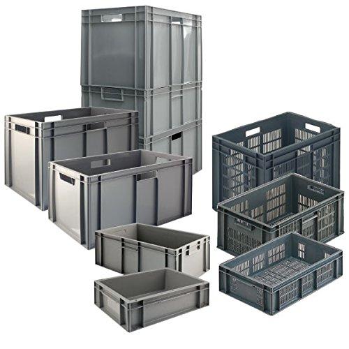 Propac z-aln75g Behälter, Griffe geöffnet, 60x 40x 41.2cm, 75l