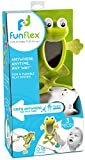 FunFlex Frog Mirror Baby Toy Set -Customize Play Time For- Stroller|Crib|Car Seat|High Chair etc. multifunctional development toy