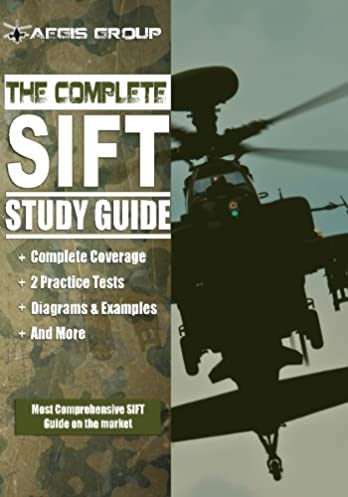 the complete sift study guide sift practice tests and preparation rh amazon com Study Guide Template Study Guide Outline