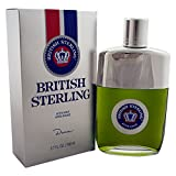 Dana British Sterling After Shave Lotion for Men, 5.7 Ounce