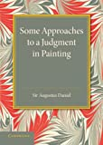 Some Approaches to a Judgment in Painting, Augustus Daniel, 1107630959
