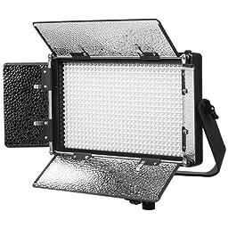 iKan Rayden Half x 1 Daylight Studio Light with DMX Control