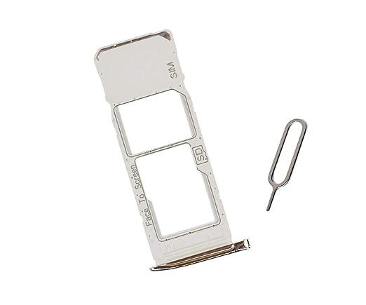 Amazon.com: Bandeja de tarjeta nano SIM + adaptador de ...