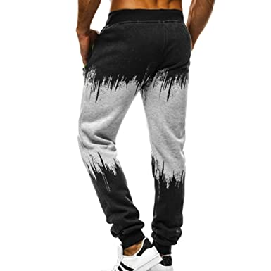 Pantalones Hombres♡♡Fannyfuny♡ ❤Moda Casual Pantalones ...