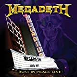 Rust In Peace: Live by Shout Factory (2010-09-07)