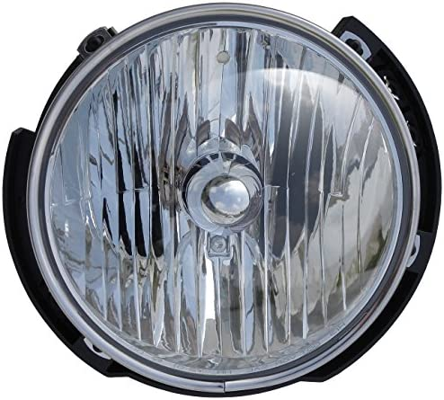 Dorman 1592288 Passenger Side Headlight Assembly For Select Jeep Models