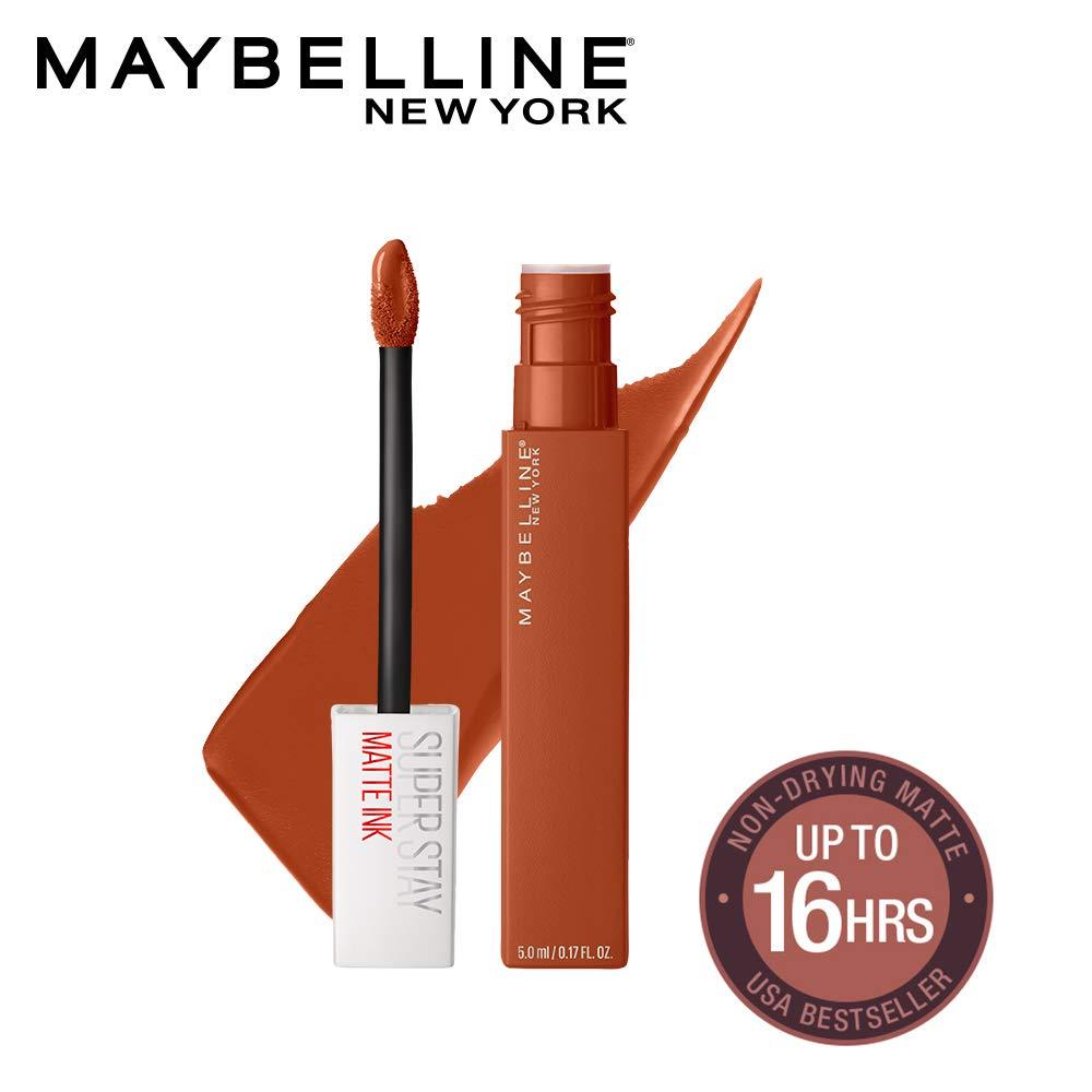 Maybelline-New-York-Super-Stay-Matte-Ink-Liquid-Lipstick thumbnail 94