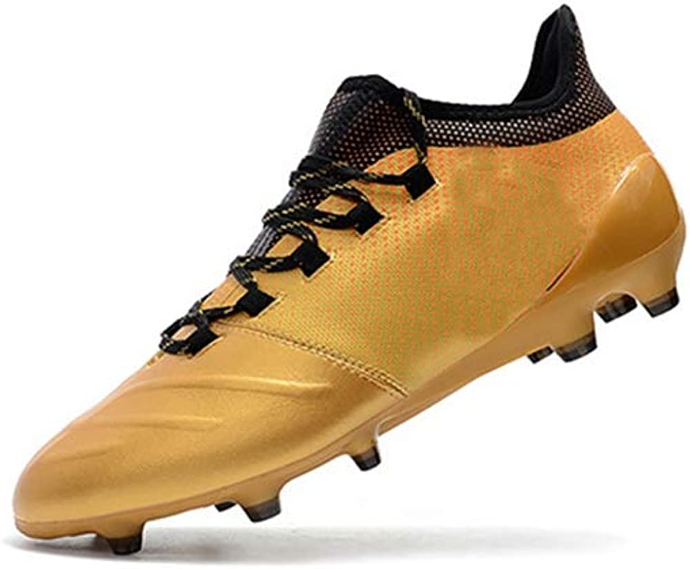 LYLZR Chaussures de Football pour Hommes Chaussures à