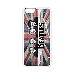 """Pop rock band-The Beatles series,the beatles with flag protective case cover For Apple Iphone 6,4.7"""" screen Cases SEDE9691610"""
