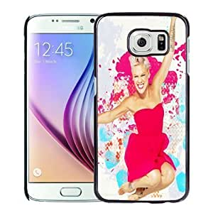 Fashion DIY Custom Designed Samsung Galaxy S6 Phone Case For Pink Phone Case Cover