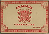 Grenada Spain - Folder With Accordian of Ten