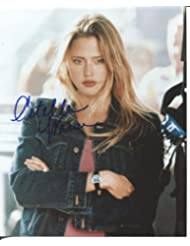 * ESTELLA WARREN * gorgeous signed 8x10 photo / UACC RD # 212