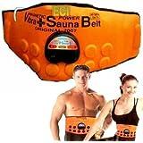 Choomantar Shop Ab Slimming 3 In 1 Magnetic Vibration Plus Sauna Slimming Belt