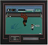 Mike Tyson Signed Framed Boxing 24x26 Punch Out Photo w/NES Controller JSA ITP