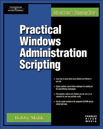 Download Practical Windows Administration Scripting (Networking & Security Series) pdf
