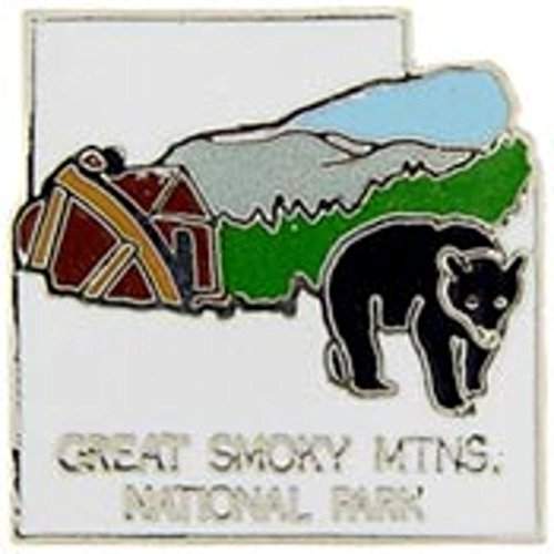 Great Smoky Mountains National Park Pin 1