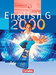 English G 2000, Ausgabe A, Bd.6, Schülerbuch, 10. Schuljahr