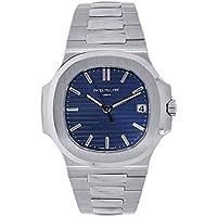 PATEK PHILIPPE Nautilus 40mm Platinum 40th Anniversary Reloj 5711–1P