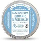 Dr. Bronner Balm Baby Unscented, 2 Ounce