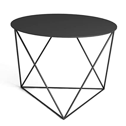 Excellent Amazon Com Chunlan Wrought Iron Coffee Table Living Room Andrewgaddart Wooden Chair Designs For Living Room Andrewgaddartcom