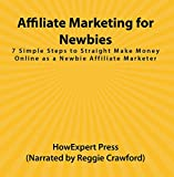 Affiliate Marketing for Newbies: 7 Simple Steps to Straight Make Money Online as a Newbie Affiliate Marketer