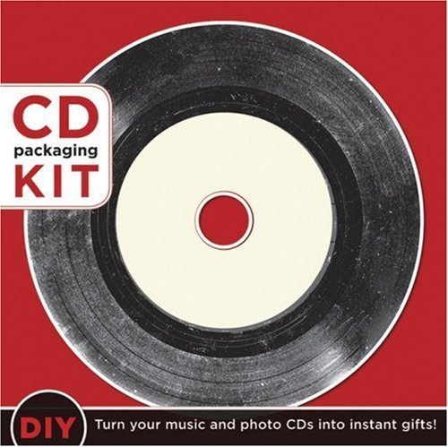 Download CD Packaging Kit - Vintage Vinyl: DIY: Turn Your Music and Photo CDs Into Instant Gifts by Jason Munn (2008-10-29) PDF