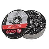 Gamo Match Pellets Flat Nose (Per 500) .177 Caliber 632003454