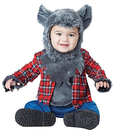 Toddler Halloween Costume- Wittle Werewolf Toddler Costume 18-24 (Werewolf Costumes For Toddlers)
