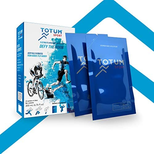 Totum Sport Hydration Supplement, 20 ml Sachets,10-Count